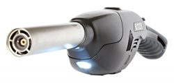 BISON BA001 520 Airlighter, Black/Stainless Steel, One Size