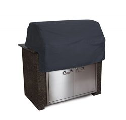 Classic Accessories 55-312-020401-00 Cover for Built-In Grills, Small, Black