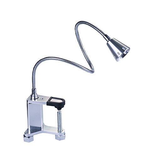 BBQ Grill Light, AGPtek All-Purpose Waterproof 12 LED Super Bright Battery Powered Desk Lamp, Ma ...