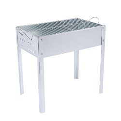 OUTU OTKL-005 Folding Portable Charcoal Barbecue Grill