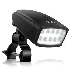 TomCare Grill Light 10 LED Super Bright Barbecue Grill Lights Weather Resistant 120 Lumen 360 De ...