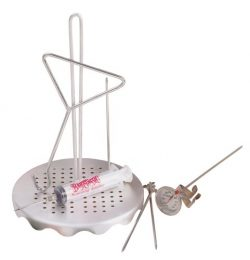 Bayou Classic 0835 Complete Poultry Frying Rack Set
