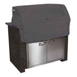 Classic Accessories Ravenna Built-In Grill Top Cover – Premium Outdoor Grill Cover with Du ...
