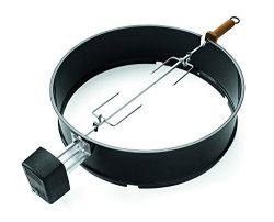 Weber 2290 22-Inch Charcoal Kettle Rotisserie