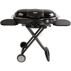 Coleman RoadTrip LXE Portable Propane Grill, Black