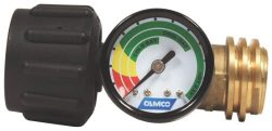 Camco Propane Gauge/Leak Detector, Type 1 Connection for Gas Grills, RVs and Boats