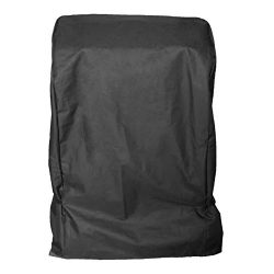 iCOVER 600D G21617 Heavy Duty Canvas water proof small space grill cover 25.8″(L)X29.5&#82 ...