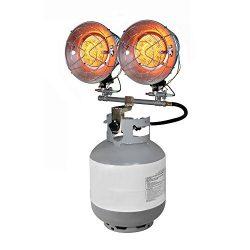 Dyna-Glo TT30CDGP 30,000 Liquid Propane Tank Top Heater – CSA