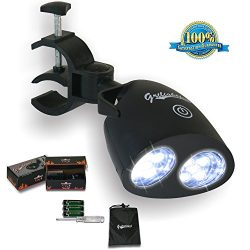 Barbecue Grill Light – Best To Illuminate Any BBQ At Night – 10 Super Bright LED Lig ...