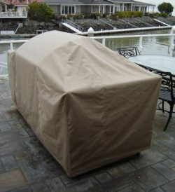 Premium Tight Weave BBQ Island Grill Covers up to 112″