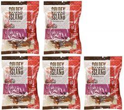 Golden Island jpNbbB Korean BBQ Pork, 14.5 oz (5 Pack)