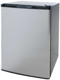 CalFlame BBQ09849P-A Stainless Steel Refrigerator