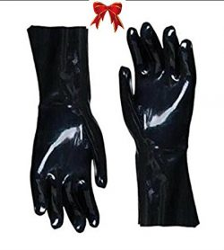 Artisan Griller Insulated Barbecue Gloves * Best Heat Resistant Neoprene For Handling Food Right ...