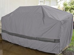 CoverMates – Island Grill Cover – 110W x 44D x 48H – Elite Collection – 3 YR Warranty – Year Aro ...