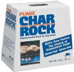 US Pumice PR-6 Char Replacement Rock for Gas Grills