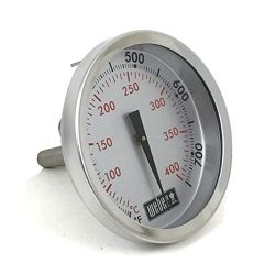 Genuine Weber Gas Grill Replacement Thermometer 67731