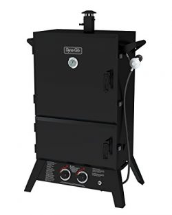 Dyna-Glo DGW1235BDP-D 36″ Wide Body LP Gas Smoker
