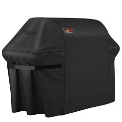 VicTsing Grill Cover, Large 72-Inch Waterproof, Heavy Duty Gas Grill Cover for Brinkmann, Char B ...