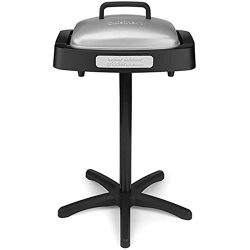 Cuisinart Grid-180SAL Indoor/Outdoor Grill, Black