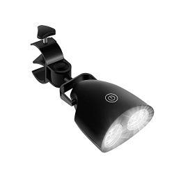 Cellay BBQ Grill Light, 10PCS LED Light, 360 Degree Rotation, Powerful Battery for Outdoor Grill ...