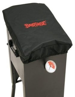 1 X Bayou Classic 5004 Canvas Cover for the 5004 4-Gallon Fryer