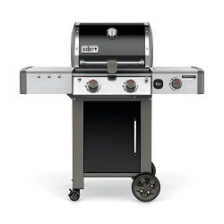 Weber 65014001 Genesis II LX E-240 Natural Gas Grill, Black