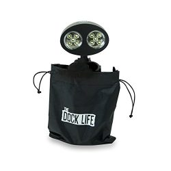 The Dock Life BBQ LED Grill Light Allows You To Light Up The Night When Grilling Outdoors. Durab ...