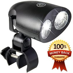 #1 BBQ LED light in 2016! – Lifetime Guarantee! Fits Any Size Bbq or Smoker – Dimmab ...