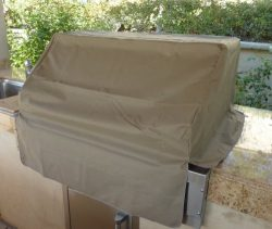 BBQ built-in grill cover up to 30″