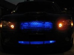 OCTANE LIGHTING 4 12″ Car Truck Rv 15 Blue Led Under Glow Waterproof Grill Hood Light Bulb ...