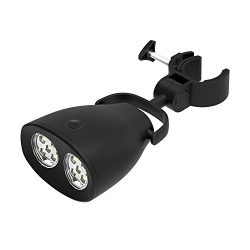 Wisdomtopia Grill light 10 LED Ultra Bright Lights New IP65 Waterproof Level Outdoor 360′  ...