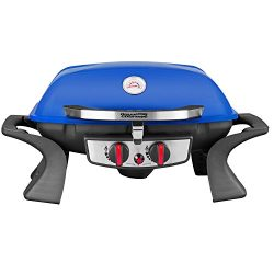 Royal Gourmet 2-burner Portable Tabletop Propane Gas Grill (Grill, Blue)