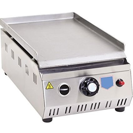 12 \'\' ( 30 cm ) NATURAL GAS Commercial Kitchen Countertop Flat Top ...