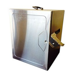 BBQ smoker competition Professional Electric Commercial Food Warmer Food Truck Kitchen Stainless