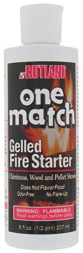 One Match Gel Fire Starter, 8 fl. oz.