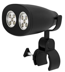 Lite It Up BBQ Grill Light-10 Ultra Bright LED Lights-Durable Waterproof Grill Light-Easy To Set ...