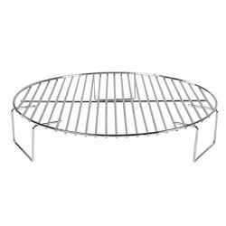 Oven Rack Grill Accessory for Convection Ovens and More – 2 inch and Round for Grilling Ba ...