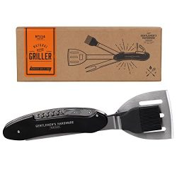 Gentlemen's Hardware 5-in-1 Barbecue Multitool