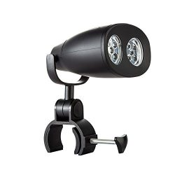 BBQ Grill Light IP65 Waterproof, Barbecue Light for Grilling with Touch Switch, 10 Super Bright  ...