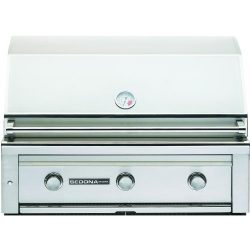 Lynx L600PS Sedona 36-Inch Built-In Natural Gas Grill with Pro Sear Burner