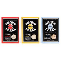 Smoke It All – Fast and Easy Smoking for Gas or Charcoal Grills – Seaside, Lowland, and Va ...