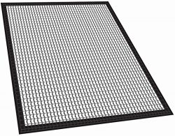 Masterbuilt 20090115 2-Piece Fish and Vegetable Mat for Smoker, 40″