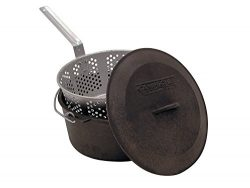 Camp Chef 7.5 Qt Deep Fryer Set Cast Iron