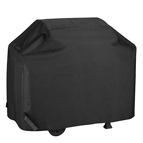 BBQ Grill Cover Kainier Waterproof &Weather Resistant Heavy Duty 58 Inch Electric Gas Grill  ...