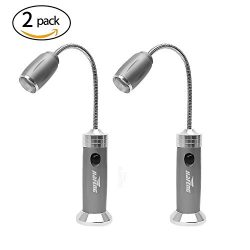 JIAFENG Grill Light, Magnetic Barbecue BBQ Light Set for Grilling (2 Pack)