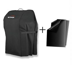 A1Cover Grill Cover, Small 30-Inch Waterproof Heavy Duty Gas BBQ Grill Cover for Weber, Holland, ...