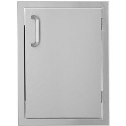 BBQ Island 260 Series 17″ x 24″ Vertical Access Door ( Left Hinge)