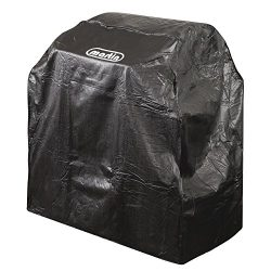 Gas Grill Cover Heavy Duty 66-Inch Waterproof BBQ Grill Cover for Weber, Holland, Jenn Air, Brin ...