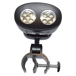 Best BBQ GRILL LIGHT | Grilling Accessories | Waterproof | Universal Metal Handle Mount | 10 Sup ...