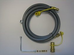 Kenmore Elite 16670NGK Gas Grill Natural Gas Conversion Kit Genuine Original Equipment Manufactu ...